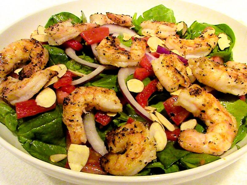 Làm đẹp và giảm cân với salad