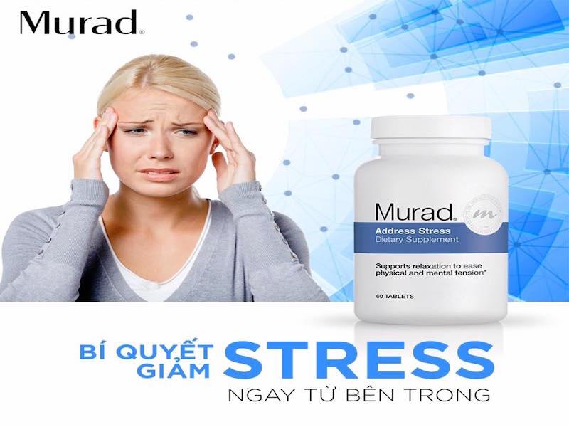 viên stress murad