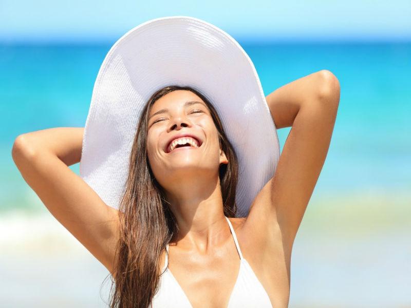Phương pháp làm dịu làn da cháy nắng hiệu quả