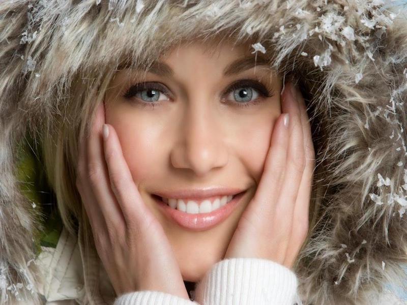 Chăm sóc da đúng cách vào mùa đông