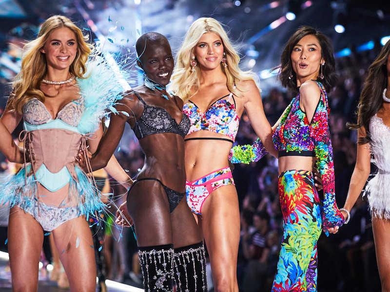 Thực đơn ăn kiêng của các thiên thần Victoria's Secret
